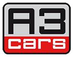 A3 Cars logo
