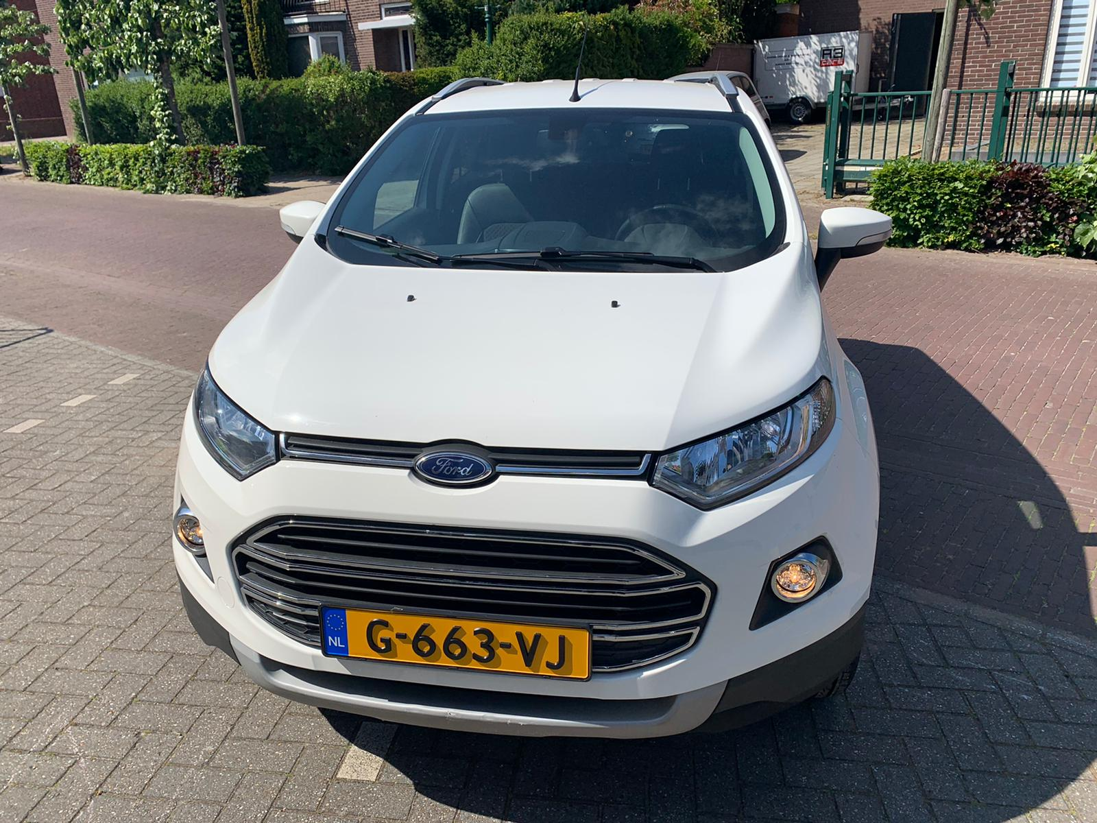 Ford Ecosport Wit Image