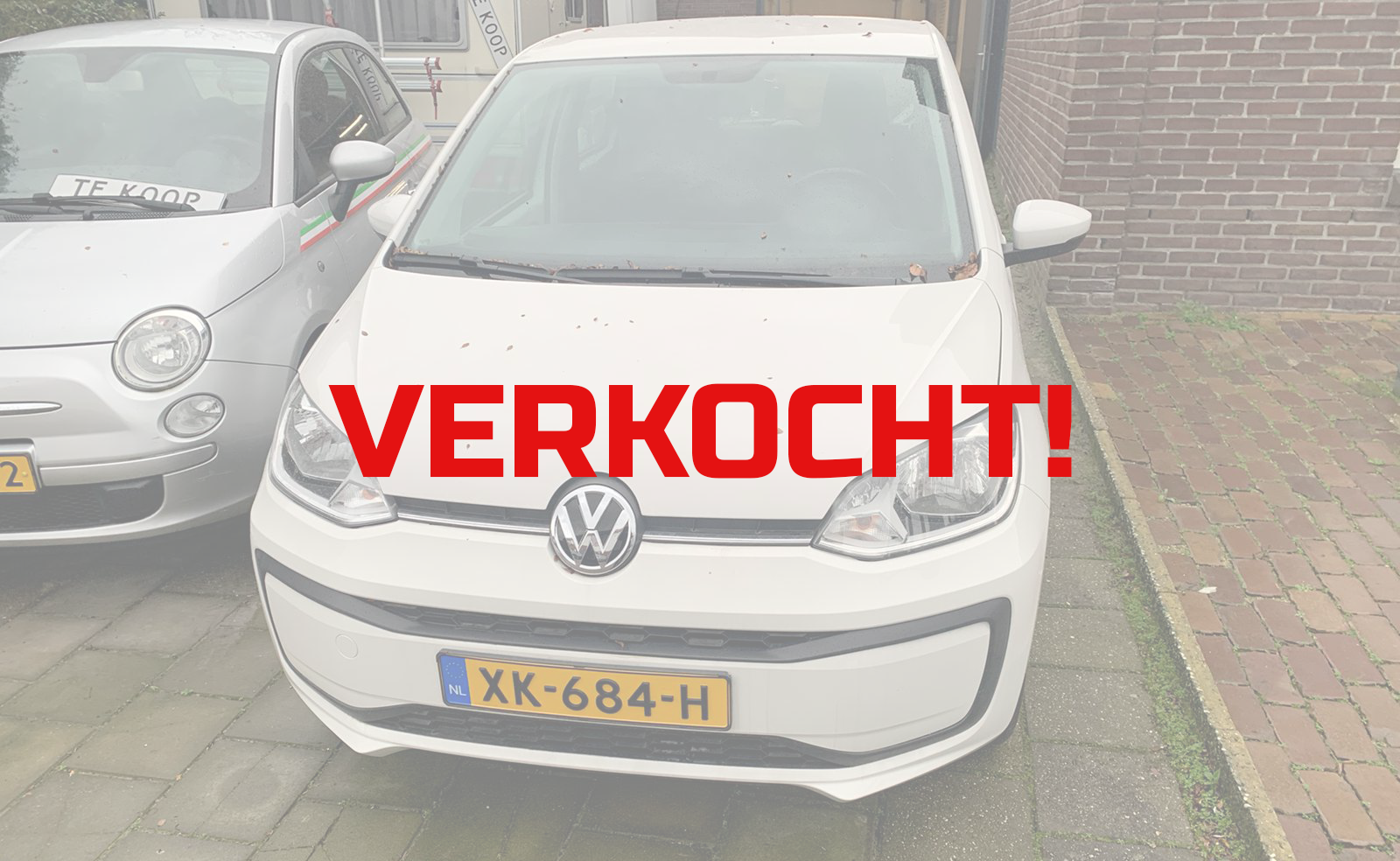 Volkswagen UP! Model 2017 Image
