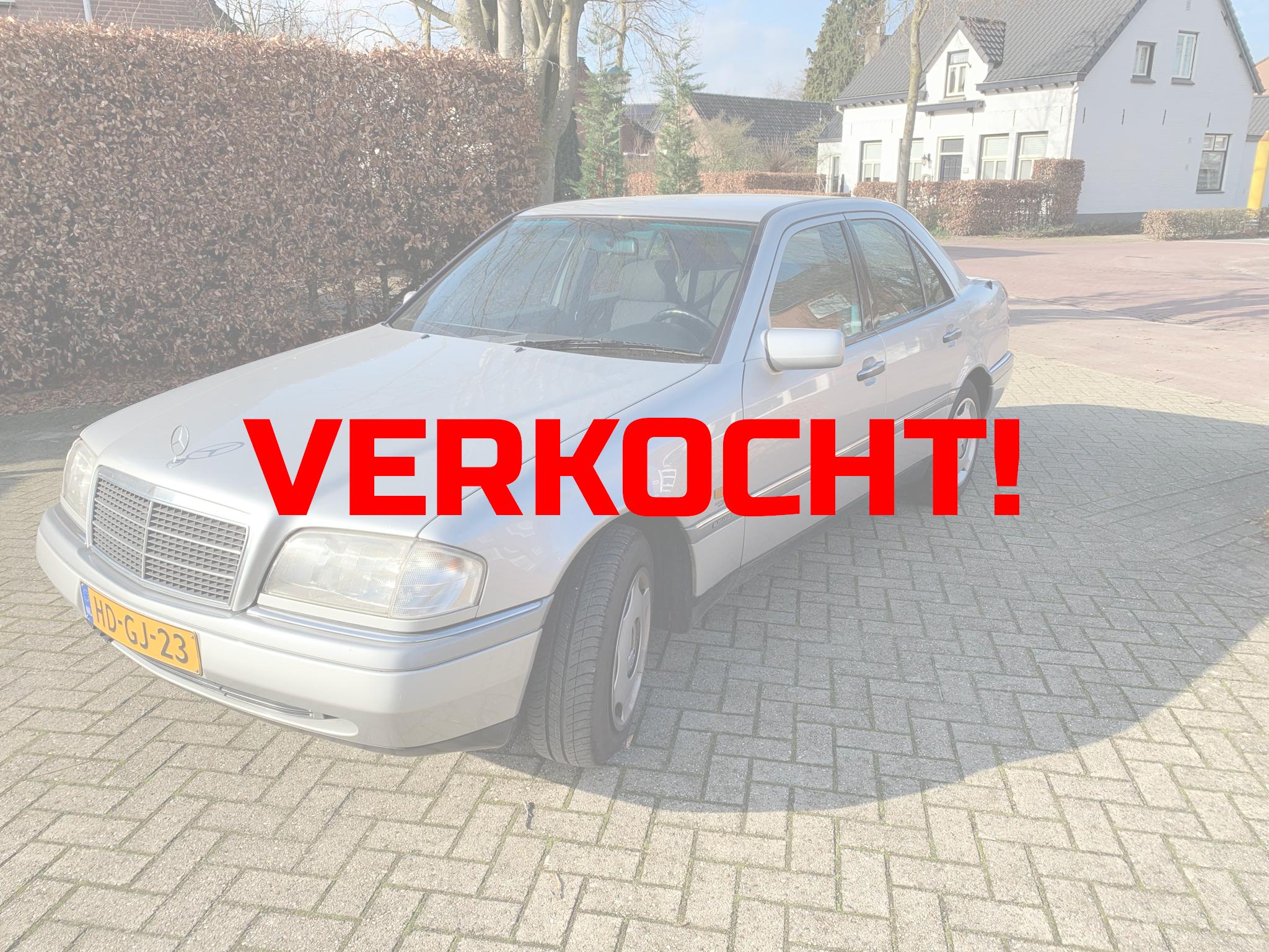 Mercedes C-Klasse 2.5 D C250 Oxykat 1993 Grijs Image