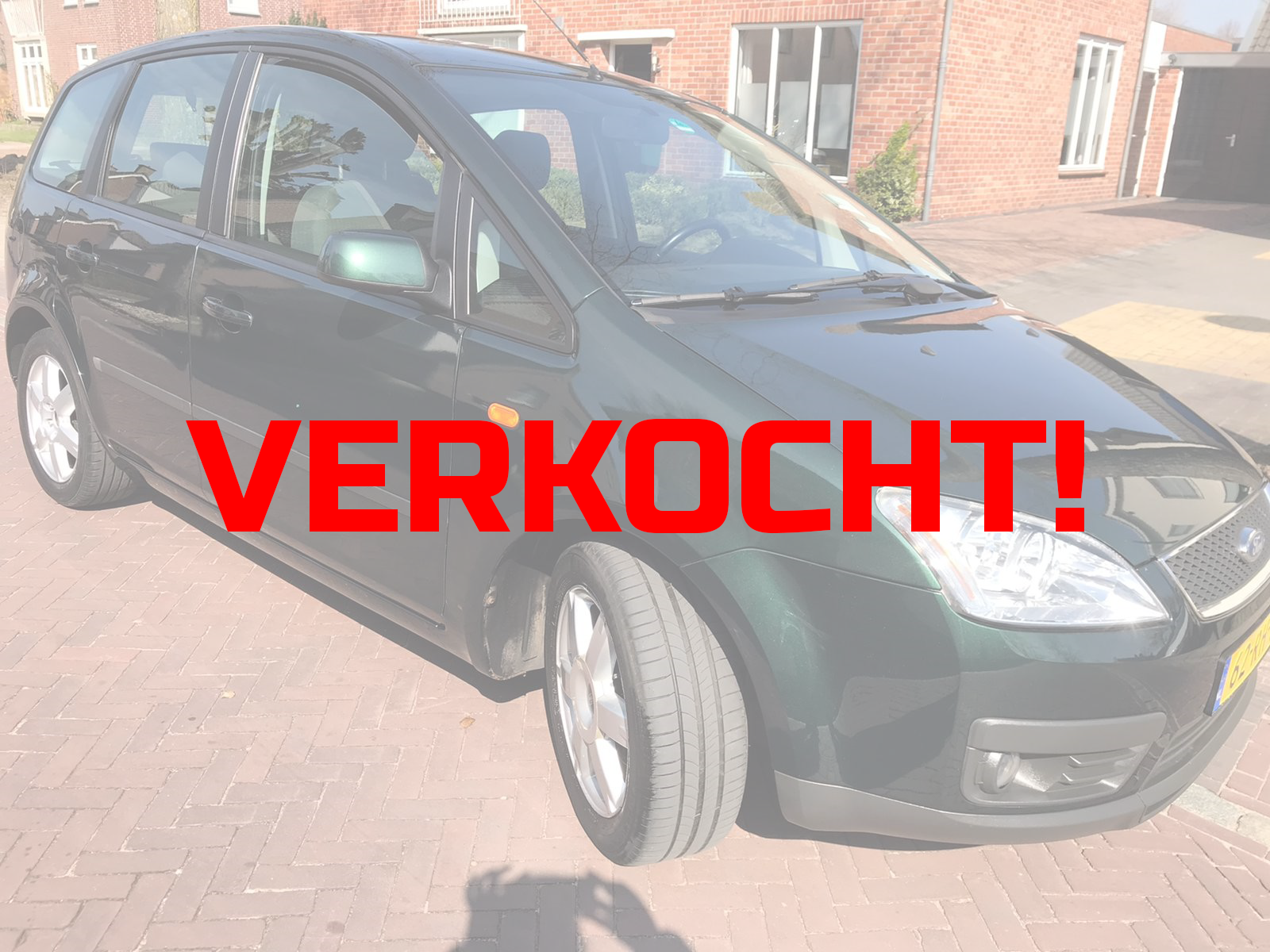 Ford C-MAX Groen Image