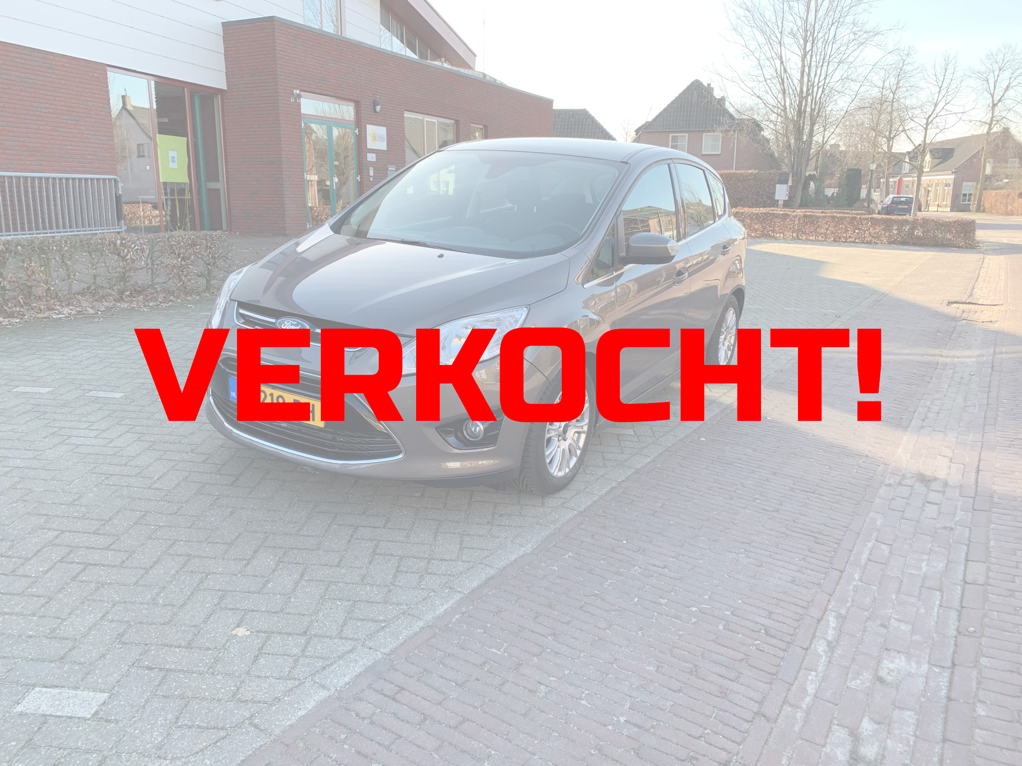 Ford C-MAX 1.0 92KW 2015 Bruin Image