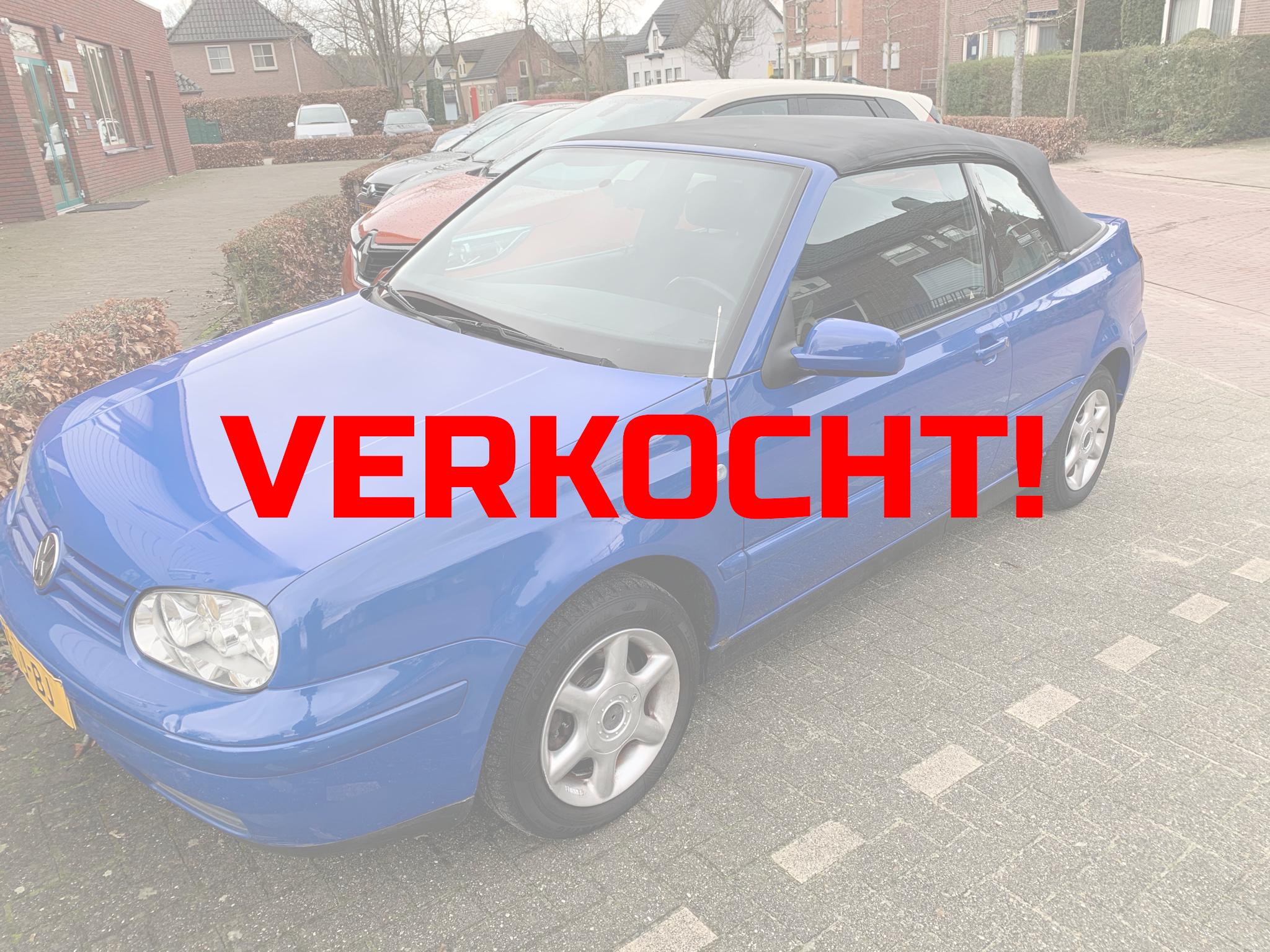 Volkswagen 1E 1E 2000 Blauw Image